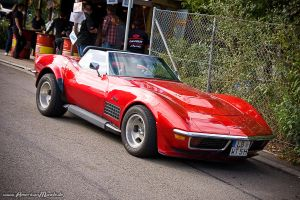 red.Stingray by AmericanMuscle