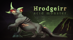[CLOSED] Adopt Auction - HRODGEIRR by Terriniss