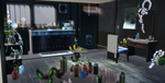 Project Diva F 2nd Cabin Inside Stage [DL][DOWN] by Milionna