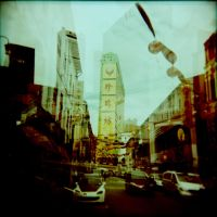 Holga - China Double by Lomomaniac