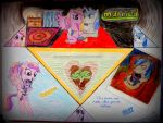 Triangle heart by brainbow97