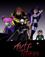Anti-Titans at Large by What-the-Gaff