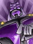 MOTORMASTER DISAPPROVES. by mad--megatron