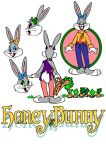 Honey Bunny (Bugs Bunny's girlfriend) - 1980's by Ivellios1988