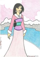 Winter Mulan by AnneMarie1986