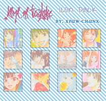 kimi ni todoke icons by xPaw-chanx