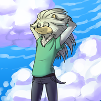 Silver the Hedgehog by Deroko