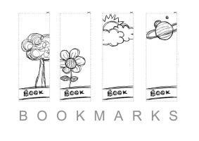 Bookmarks by hannarb