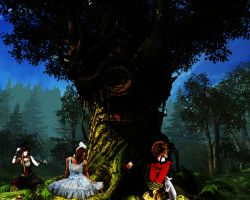 alice in wonderland by mysteriousfantasy