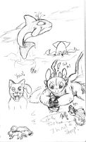 Another smaller Sketch Dump by T-Nooler