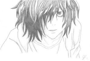 L - Death Note -3- by ChiaryLoveHouse95