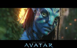 Neytiri Avatar wallpaper by alonSanchez
