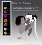 I Heart Yuri Collection by AJAngelique