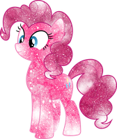 Galaxy Pinkie Pie by DigiTeku