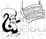 Boomy Toons inks by Bee-chan