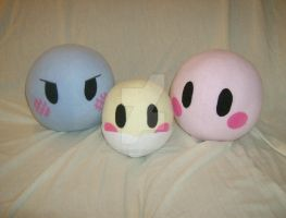 Dango Daikazoku Plush Set by xxtemporaryinsanity