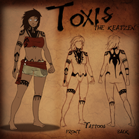 Toxis Reference by Falkarth