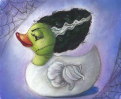 Bride Of Frankenduck by serendipity72