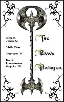 The Dawn Bringer by D3vi1sView