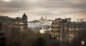 Montmartre by sylvaincollet