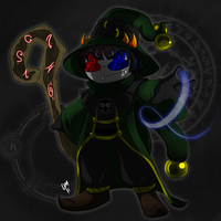 Mage of Doom by DM-HS