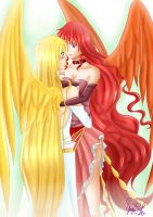 Ayd: Aria and Shined by Thanysa