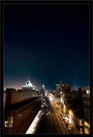Montreal at Night 35 by Pathethic