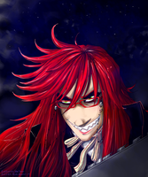 Grell Sutcliff by Simply-Psycho