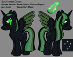 Southern Cross Reference by RDSR