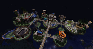 Skycity by BlockheadGaming