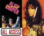 Waynes World - Alice Cooper All Access Pass by konvict67