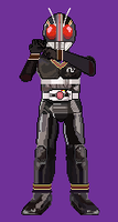 Kamen Rider Black Large V1 by DarksterRyu