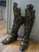 Thalmor boots by wintermass