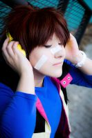 Hamatora - Feel the moment by stormyprince