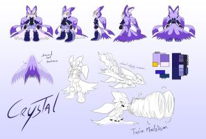 Crystal Reference by Aeon70