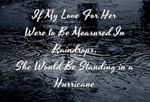 'My Love Would Be a Hurricane' by RMS-OLYMPIC