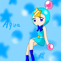 """Aqua Adult """"15 years later"""" by SailorBomber"""