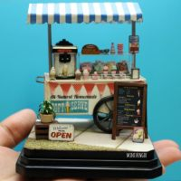 1:24 Ice Cream Cart by minivenger