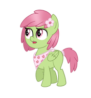 OC Pony: Blossom by TheCheeseburger