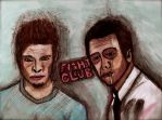 Fight Club by phillipschroeder