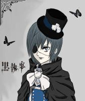 Ciel by vampireofthenight