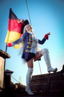APH - fem!Prussia by CamilaCarter