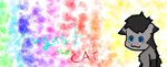 august the cat on muro by BlueTheFoxx