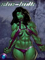Reintroduction: she-hulk by dr-conz