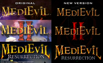 Logotipo Medievil by Cristian-Alvarez