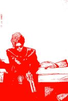 Trigun Cosplay photoshop 3 by Steve8238