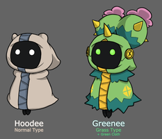 Pokemon BW3 2.0: Hoods Up
