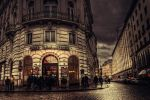 Winter in Vienna XXXV by Michela-Riva