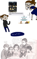 The Fault In Our Cinnamon Rolls by TheBritishGeek