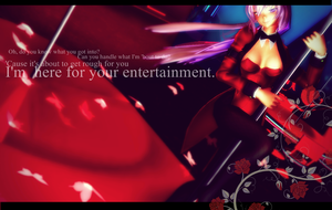MMD I'm Here For Your Entertainment [2] by RinRinTyaan